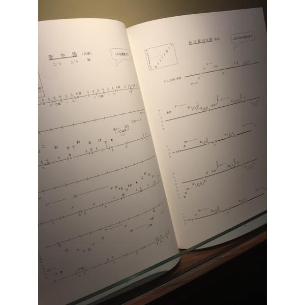 HISTORY:児玉宝謹のWritia2児玉式加筆型民謡譜